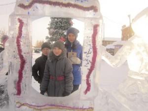 в зимнем городке 1