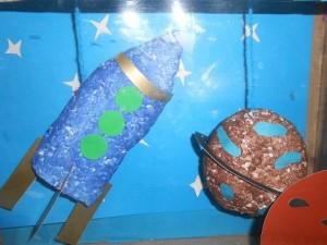 конкурс творческих работ посвященный Дню космонавтики