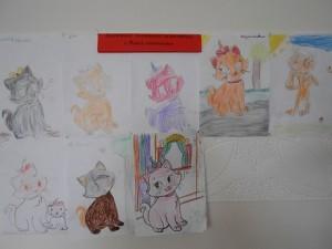 конкурс рисунков  наши питомцы
