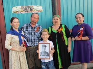 Семья Венеры Даминовой